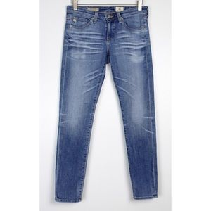 Adriano Goldschmied The Stevie Ankle Slim Jeans